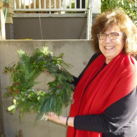 Wreath Making 07