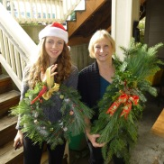 Wreath Making 05