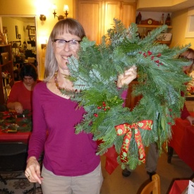 Wreath Making 08