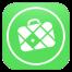 MAPS.ME - app logo