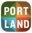 Travel Portland - app logo